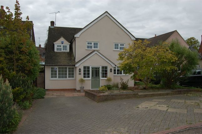 Thumbnail Detached house for sale in Highmead, Stansted