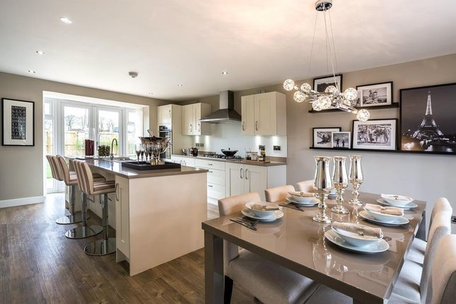 "3 bedroom terraced house for sale in ""Calder"" at Glassford Road, Strathaven"