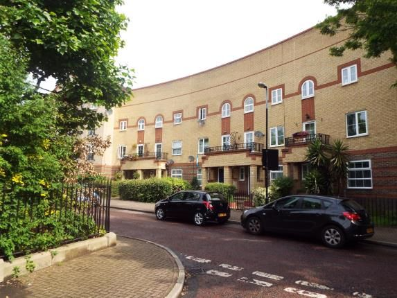 Thumbnail Terraced house for sale in Viscount Drive, London
