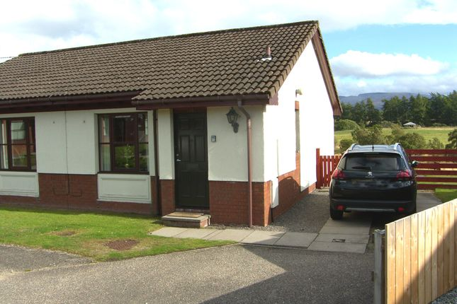 Thumbnail Semi-detached house for sale in Silverglades, Aviemore