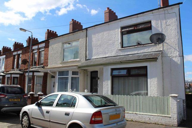 Thumbnail Terraced house for sale in Beechwood Street, Bloomfield, Belfast