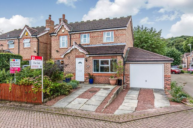 Thumbnail Detached house for sale in Westminster Close, Rodley, Leeds