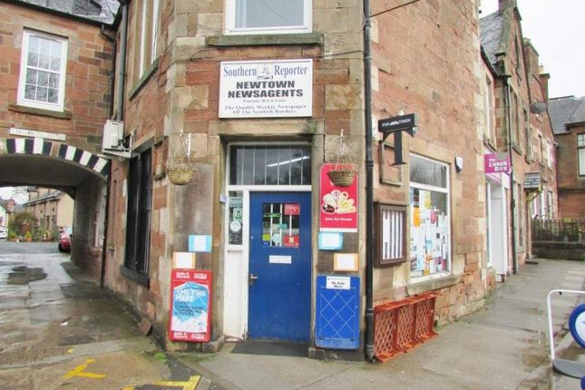 Thumbnail Retail premises for sale in Newtown St. Boswells, Melrose