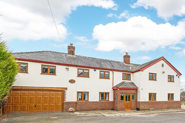 Thumbnail Detached house for sale in Birch Tree Farm, Red Lane, Appleton, Warrington, Cheshire