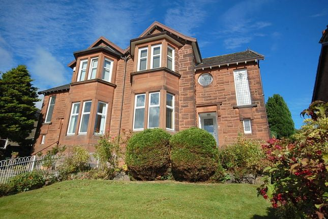 Thumbnail Semi-detached house for sale in Parkhall Road, Parkhall, Clydebank