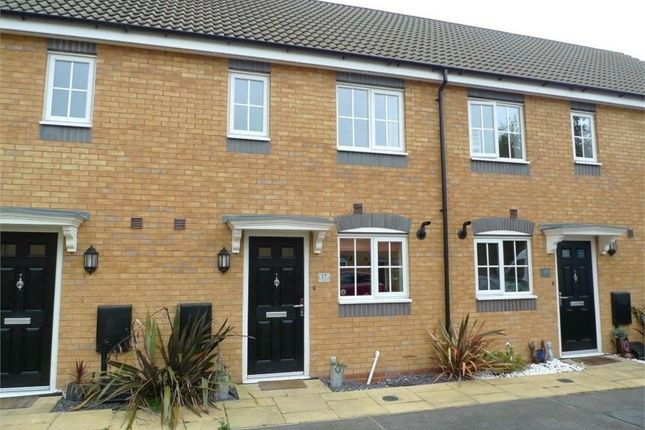 Thumbnail Town house to rent in Ploughmans Grove, Huthwaite, Nottinghamshire