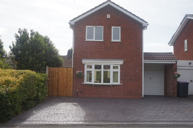 Thumbnail Detached house for sale in Peveril Bank, Dawley Bank Telford