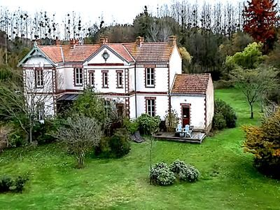 Thumbnail Country house for sale in Bouaye, Loire-Atlantique, France