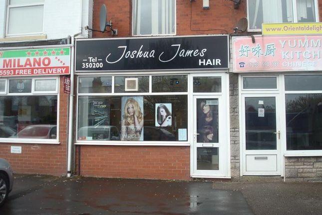 Retail premises for sale in Bispham Road, Blackpool