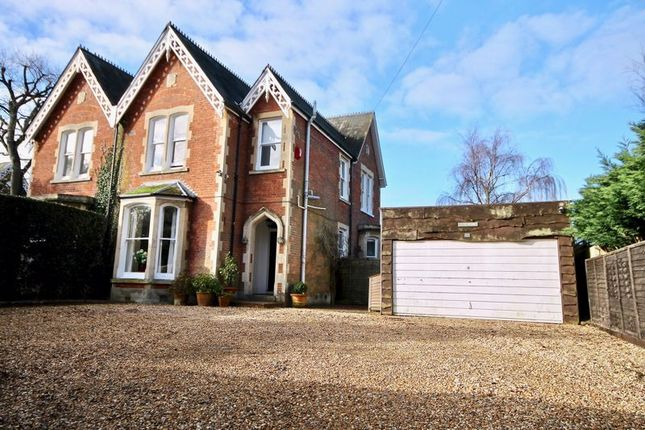 Thumbnail Semi-detached house for sale in New Brighton Road, Emsworth