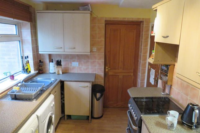 Thumbnail Semi-detached house for sale in Cheviot Close, Ramsbottom, Bury