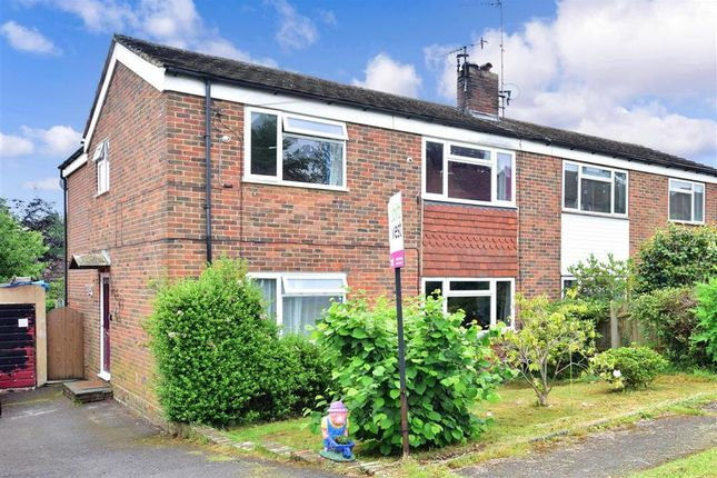 Thumbnail Semi-detached house for sale in Hatch End, Forest Row, East Sussex
