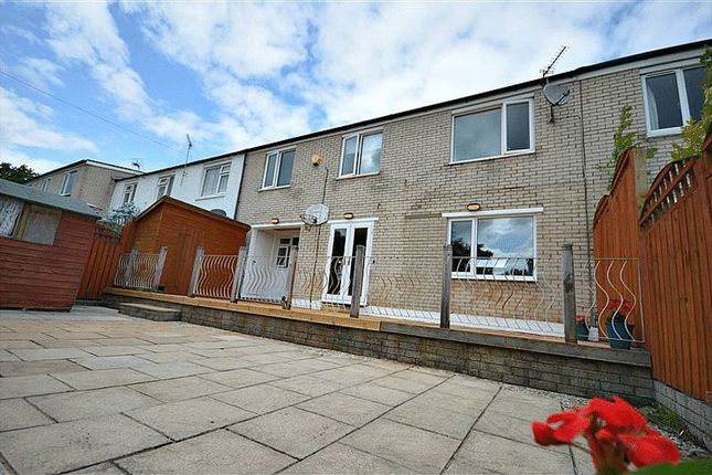 3 bed terraced house for sale in Edgecourt, Fairwater, Cwmbran
