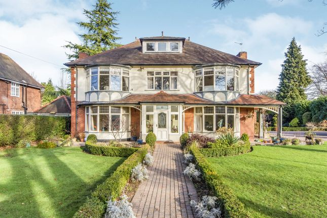 Thumbnail Detached house for sale in St Wilfrids Road, Bessacarr, Doncaster