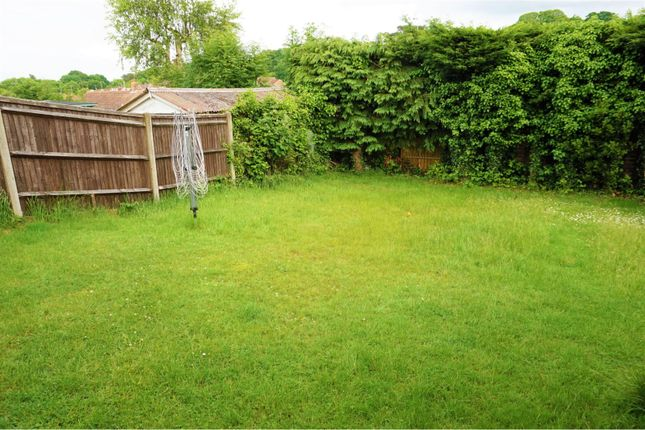 Rear Garden of Hillview Road, Hythe, Southampton SO45
