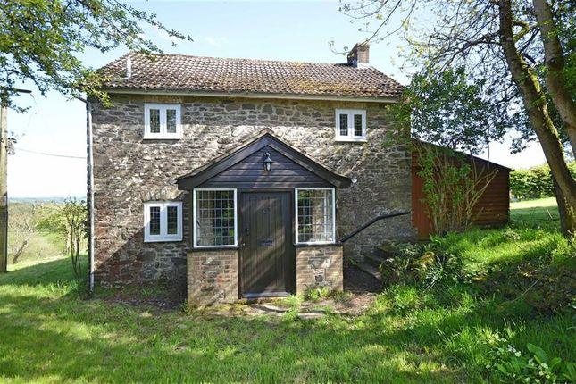 Thumbnail Cottage for sale in Tyn Y Celyn, Bwlchyffridd, Newtown, Powys