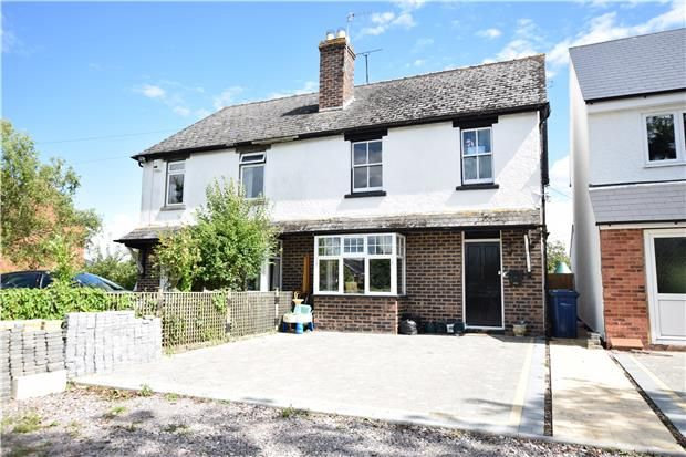 Thumbnail Semi-detached house for sale in Main Road, Minsterworth, Gloucester