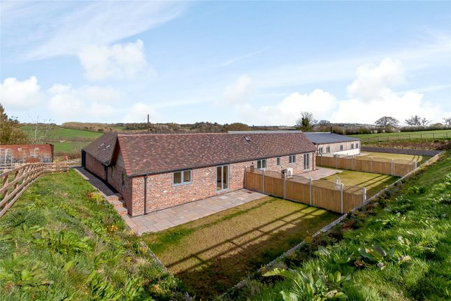 Thumbnail Bungalow for sale in Redthorne Hill, Cleobury Mortimer, Kidderminster, Worcestershire