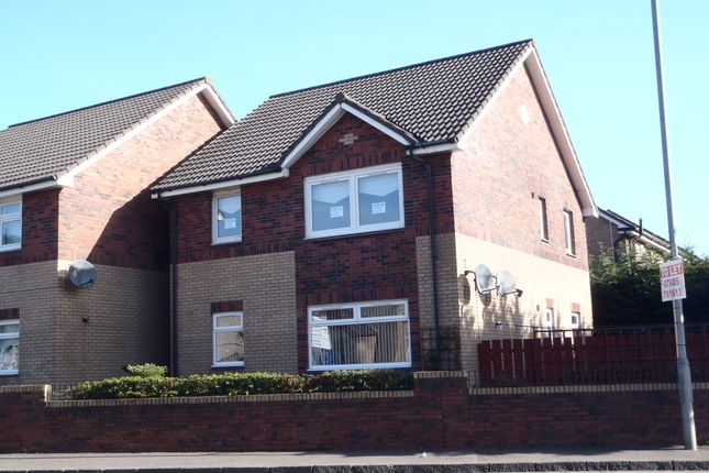 Thumbnail Flat to rent in Colville Court, Motherwell