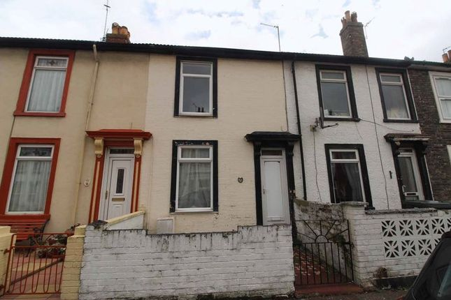 Thumbnail Terraced house to rent in Nelson Road Central, Great Yarmouth