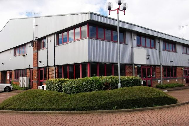 Thumbnail Office for sale in Laporte Way, Luton
