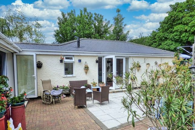 Thumbnail Detached bungalow for sale in The Pits, Isleham, Ely, Cambridgeshire