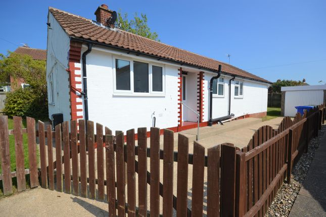 Thumbnail Detached bungalow for sale in Howes Road, Hunmanby, Filey
