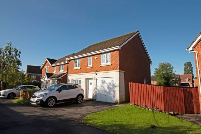 Thumbnail Detached house to rent in Holly Close, Darlington