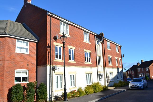 Thumbnail Flat to rent in Abbey Manor Park, Yeovil, Somerset