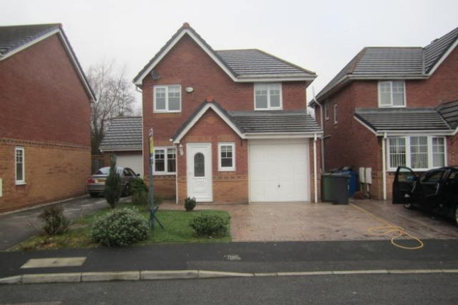 Thumbnail Detached house to rent in Hemfield Close, Ince, Wigan, Greater Manchester