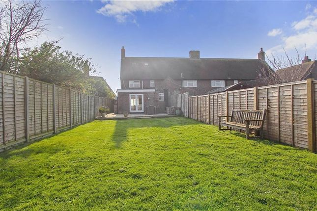Thumbnail End terrace house for sale in Manhood Lane, Sidlesham, Chichester, West Sussex