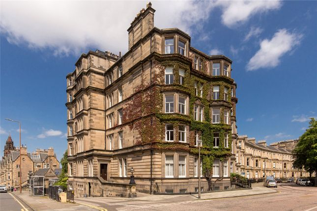 Thumbnail Flat for sale in Rothesay Terrace, Edinburgh