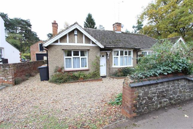 Thumbnail Semi-detached bungalow for sale in Heath Road, Leighton Buzzard