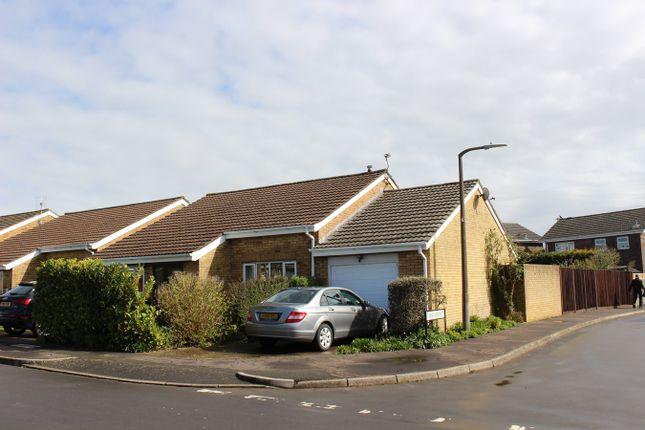 Thumbnail Detached bungalow for sale in Cardigan Crescent, Boverton, Llantwit Major