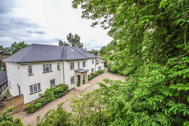 Thumbnail Detached house for sale in Station Road, Much Hadham, Hertfordshire