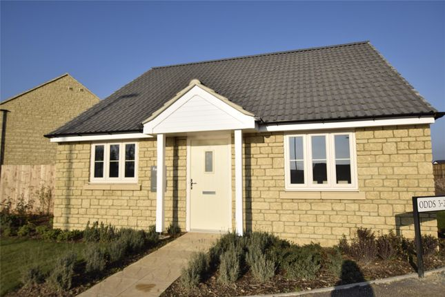 Thumbnail Detached bungalow for sale in New Showhome, Blunsdon Meadow, Swindon