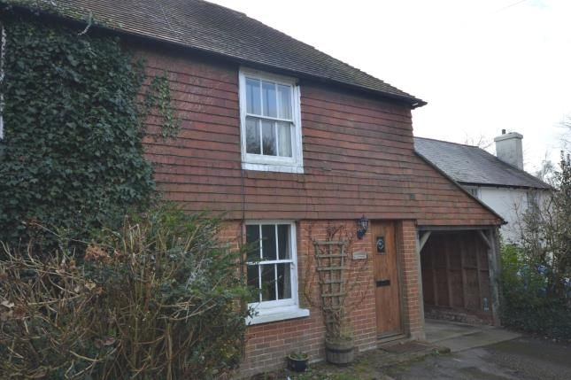 Thumbnail Semi-detached house for sale in Broomhill Cottages, Broom Hill, Ticehurst, East Sussex