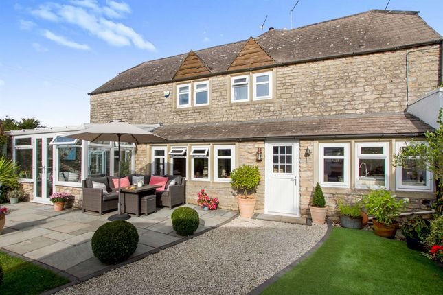 3 bed barn conversion for sale in The Shoe, North Wraxall, Chippenham SN14