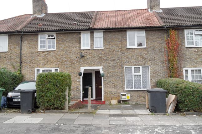 Thumbnail Terraced house to rent in Capstone Road, Bromley