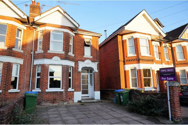 Thumbnail Flat for sale in Greville Road, Shirley, Southampton