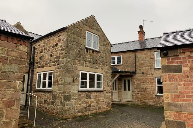 Thumbnail Cottage to rent in The Annexe, Chevin Green Farm Road, Belper