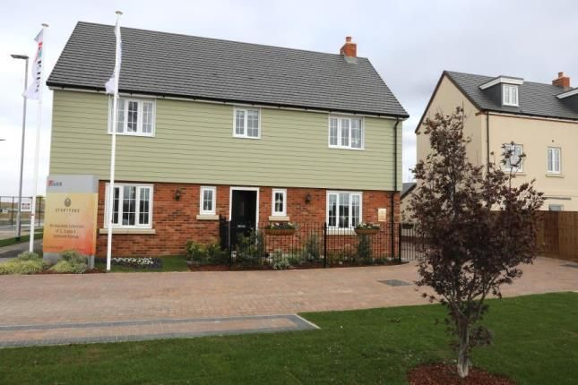 Thumbnail Detached house for sale in Bishop's Stortford, Hertfordshire