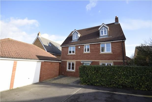 Thumbnail Detached house for sale in The Pines, Mangotsfield, Bristol