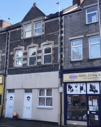 Thumbnail Block of flats for sale in Holton Road, Barry