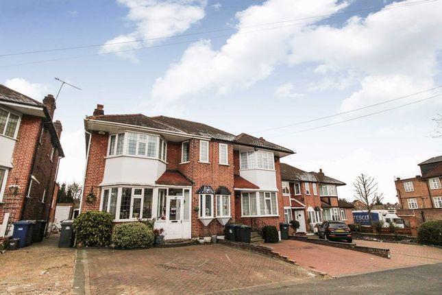 Thumbnail Semi-detached house for sale in Osidge Lane, London