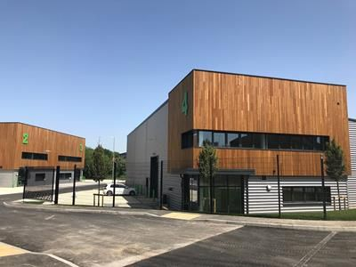 Thumbnail Light industrial to let in Goya Business Park, The Moor Road, Sevenoaks, Kent