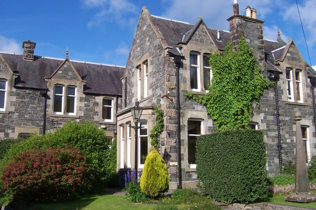 Thumbnail Hotel/guest house for sale in Innerleithen, Scottish Borders