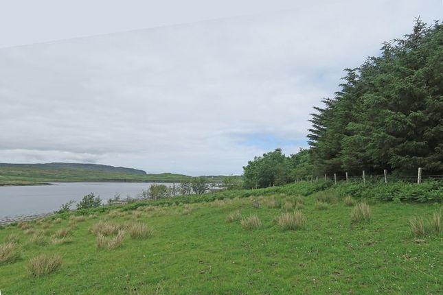 Thumbnail Land for sale in Edinbane, Portree