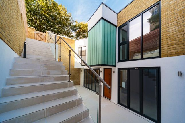 Thumbnail Detached house for sale in Cambridge Mews, Cambridge Grove, Hove