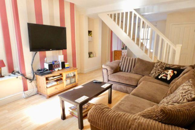 Thumbnail Terraced house for sale in Penzance Street, Moor Row, Cumbria